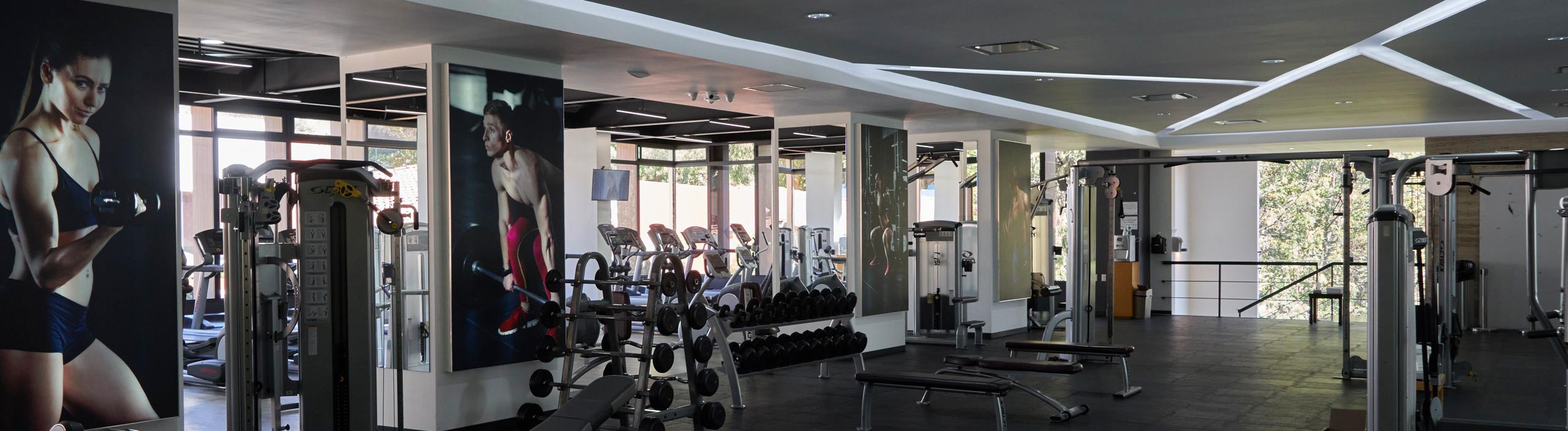 Instalaciones gimnasio