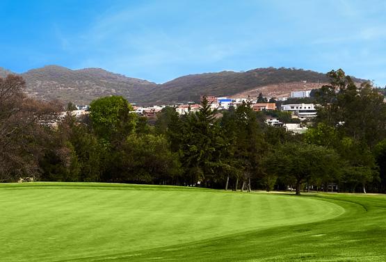 Campo de Golf - Hoyo 1