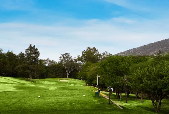 Campo de Golf - Hoyo 5
