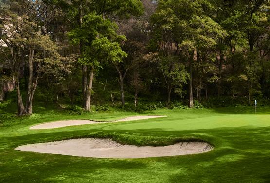 Campo de Golf - Hoyo 6