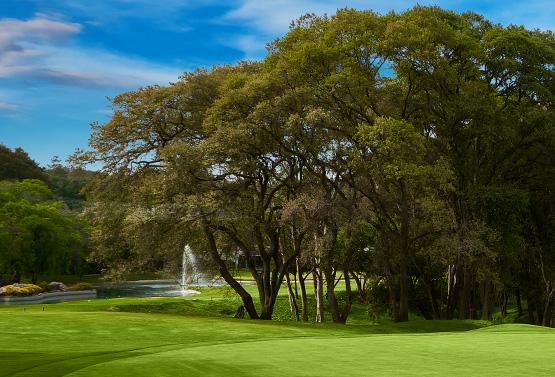 Campo de Golf - Hoyo 7