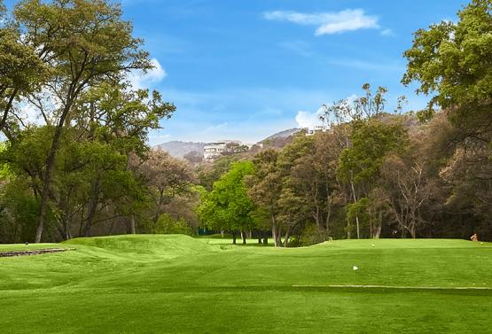 Campo de Golf - Hoyo 17