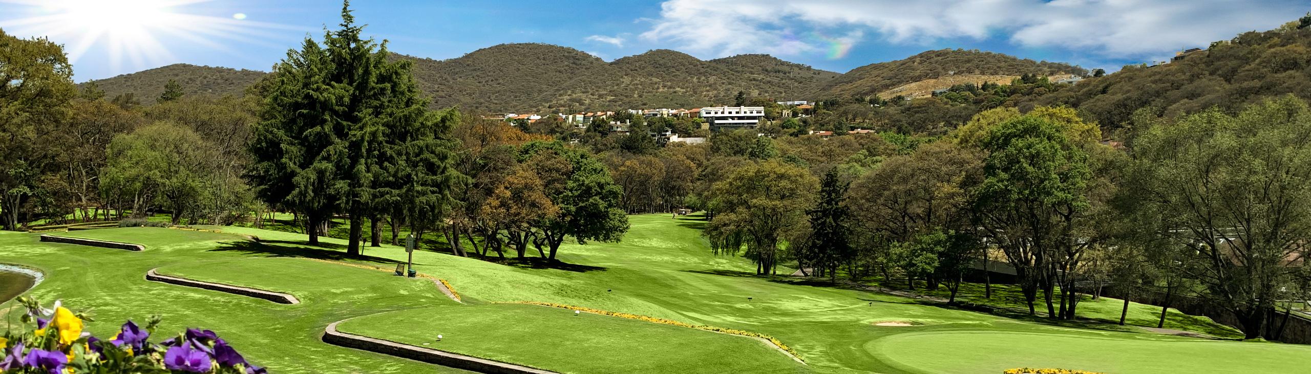 Campo de Golf del Club Vallescondido