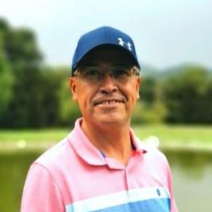 Profesor de Golf Eduardo García