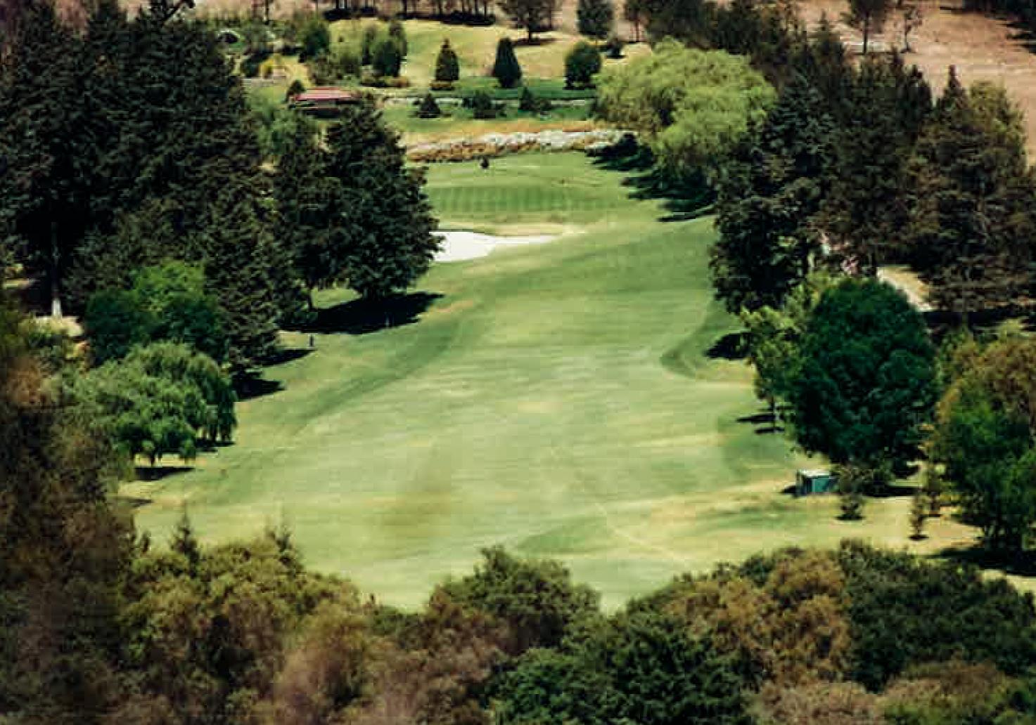 Campo de golf clásico desde 1975