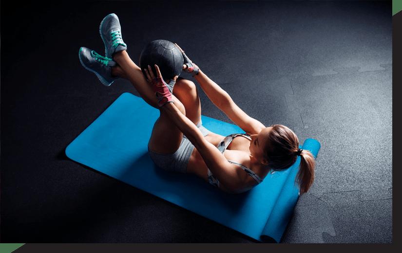 Pilates o Trainning ball