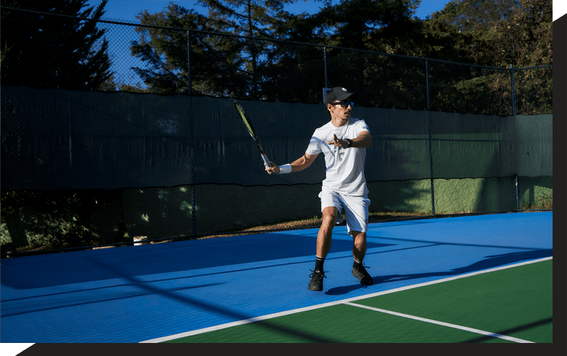 Clases de Tennis con profesores certificados